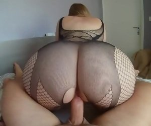 Bubble Butt MILF Tube